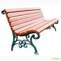 Садовые и парковые скамейки - продажа