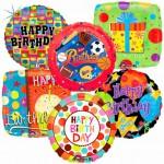 Фольгированные шарики на День Рождения, Для девочек, мальчиков в Киеве