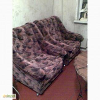 Продам два мягких, кресла б/у