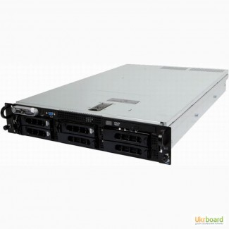 Продам Dell PowerEdge 2950 3G 2х Xeon 5450 3.0GHz 16Gb RAM