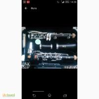 Продам кларнет Yamaha