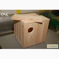 Будиночки для розведення білок, будиночки для білок з натурального дерева
