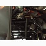Газовый погрузчик Nissan вагонник с боковым смещением