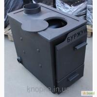 Котёл стальной твердотопливный «Буржуй» КП-10 (10 кВт, 100 м.кв., плита)