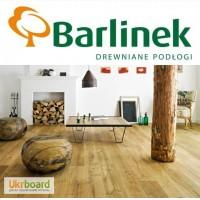 Паркетная доска Barlinek (Барлинек, Польша), от салона «Мистер Паркет»