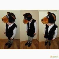 Прокат костюма медвежонка на 3-5 лет. Виноградарь