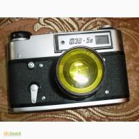 Продам пленочный фотоапарат ФЭД-5в