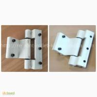 Замена петель С94, замена петель на алюминиевых дверях S 94, замена навесов в алюминиевых