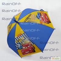 Зонт для мальчиков Тачки 3 вида
