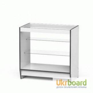 Прилавок-витрина универсальный, изготовление на заказ, быстро, качественно