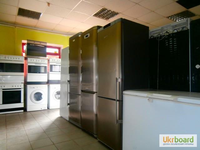 Фото 4. Холодильники, Морозильные камеры, электроплиты Б/У из Европы в Хорошем состоянии