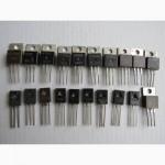 Транзисторы новые