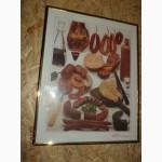 Картины Для Бара Кафе Ресторана БУ в хорошем состоянии
