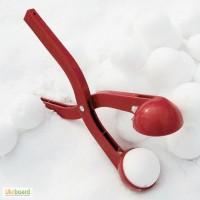 Снежколеп - лепить снежки, играть в снежки