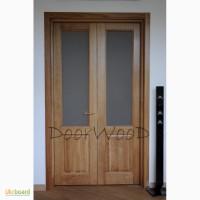 Дубовые двери из массива дуба от производителя дверей DoorWooD