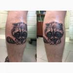 Тату. Татуировка в Киеве. Тату модели.Tattoo.Кие