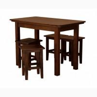 Столы и стулья для кухонь, гостинных, кафе, ресторанов ТМ Скиф