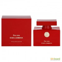 Dolce Gabbana The One Collector#039;s Edition парфюмированная вода 75 ml