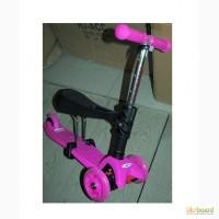 Детский самокат-беговел Midou Scooter