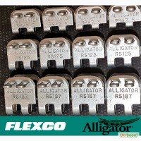 Алігатор Alligator RS 62 RS 125 RS 187 механічні з#039;єднувачі для транспортерної стрічки