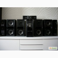 Продам б/у 5.2 систему JVC DX-U10