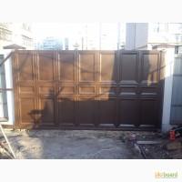 Распашные ворота (филенчатые) 2000*2500