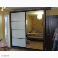 Шкаф купе на две двери под заказ в Запорожье