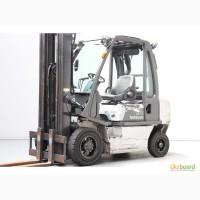 Продаётся дизельный погрузчик Nissan Y1D2A25Q в хорошем состоянии
