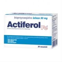 Вітаміни актиферол ActiFerol Fe сашетки