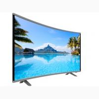 LCD LED Телевизор JPE 32 Изогнутый HD экран T2, USB, HDMI, VGA - Гарантия 1 год