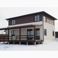 Быстро и качественно строим каркасные дома