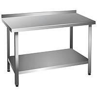 Продажа столов из нержавеющей стали AISI 201 и AISI 304 в наличии и под заказ
