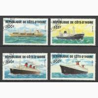 Продам марки Кот де Вуар