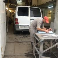 Сто на 7-й пересыпской ремонт микроавтобусов Mercedes, Volkswagen, Renault