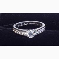 Кольцо с бриллиантами Чалма