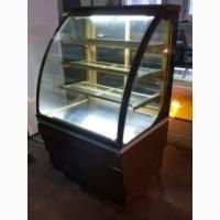 Кондитерская холодильная витрина Cremona новая на гарантии