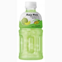 Напиток Mogu Mogu со вкусом тайской зеленой дыни Таиланд