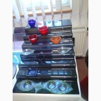 Дизайнерская посуда из стекла