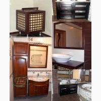 Мебель для ванной комнаты, мойдодыры, умывальники, пеналы, тумбы