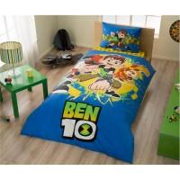 Детская постель для мальчика Бен10 Постельное белье Tac Disney Ben 10