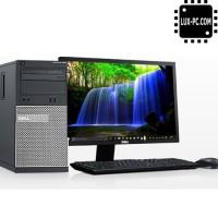 Игровой компьютер Dell OptiPlex 990 c Feforce + Монитор 23 Full-HD DELL P2311HB