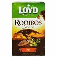 Чай ройбуш Loyd Rooibos Sense пакетированный 20 шт х 2 г