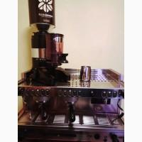 Профессиональная кофемашина La Cimbali M 28 и Кофемолка Сunil