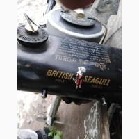 Лодочный мотор для буксировки яхт