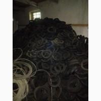 Резина для изготовление колес хозяйственных тачек приблизно 3000 шт.по 35 грн/шт