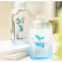 Remax Glass Bottle RT-CUP32 Bear 1000ml мишка Прозрачная Стеклянная бутылка для спорта