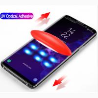 Защитное ультрафиолетовое UV стекло на Samsung S8/ S9 Plus S8 Plus G955 Full Glue