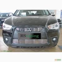 Тюнинг Mitsubishi ASX (сетка, гриль). Предлагаем радиаторные решетки и решетки бампера