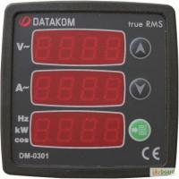 DATAKOM DM-0301 цифровой мультиметр
