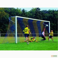 Сетка для футбольных ворот, сетка футбольная цветная клубная